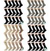 Heren sokken Zwart grijs marine of beige naadloos fantasie verrassing