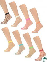 vis net sokken sokjes