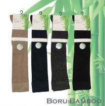 bamboe lange sokken en kniekousen