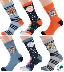 leuke kinder sokken zonder naadjes