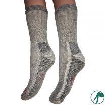 bijna zuiver wollen sokken