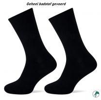 geheel badstof gevoerde sokken