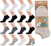 sneaker sokken bio katoen