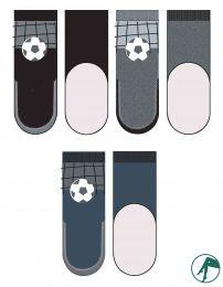 sokken met lederen zool anti slip voetbal