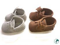baby schoentjes leer