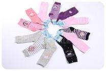 goedkope baby kniekousen lange sokken 3 paar 2.42 euro