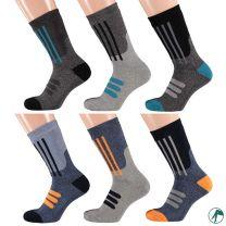 badstof kinder sokken zonder naadjes