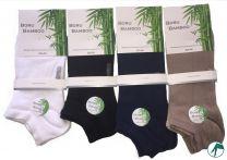 bamboe sokken korte sneaker