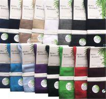 rode groen paarse blauwe bamboe sokken alle kleuren