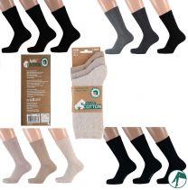 biologisch katoenen sokken