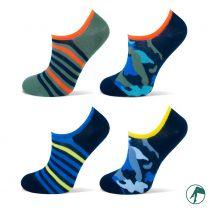 lage kinder sneaker sokken en sokjes