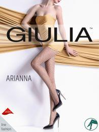 Giulia net look honingraat panty