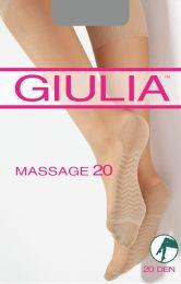 massage kous anti knel giulia