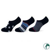 Heren sneaker sokken van katoen