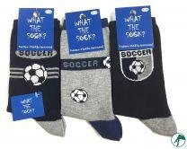 sokken met voetbal naadloos