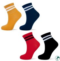 sokken met gestreept boord kindermaat