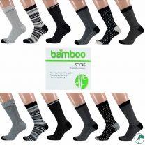 Bamboo sokken zonder naadjes
