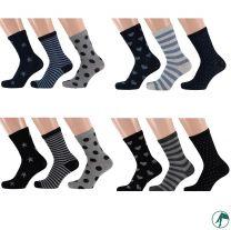 meisjes sokken zonder bobbel op de tenen