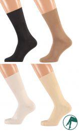 sokken zonder elastiek