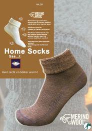zachte warme wollen sokken anti jeuk kriebel