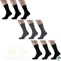 sokken zonder elastiek boordloze sokken