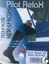 steunkousen voor piloten