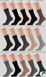 sterke wollen sokken zonder naden op de tenen