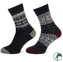 wollen winter sokken dames