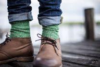 gave sokken